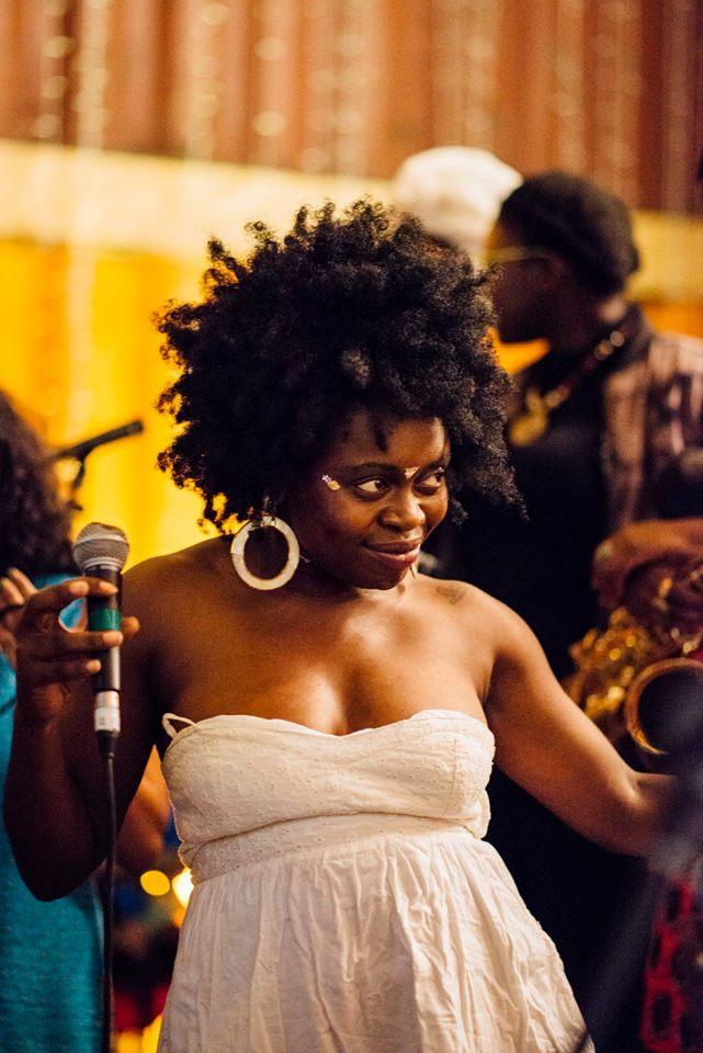 Miss Baby Sol, UK/DR Congo, Singer