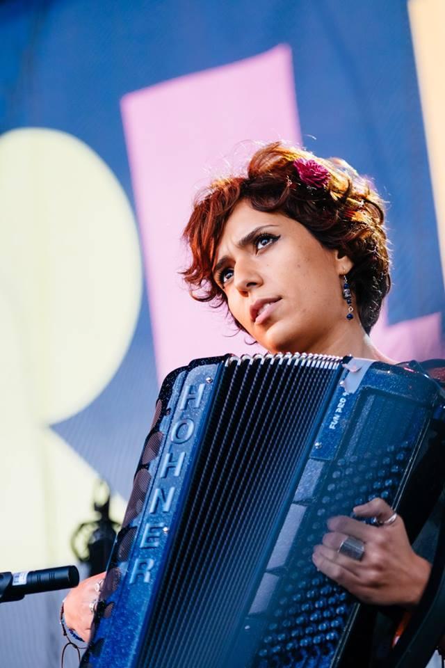 Youssra El Hawary, Egypt, Musician