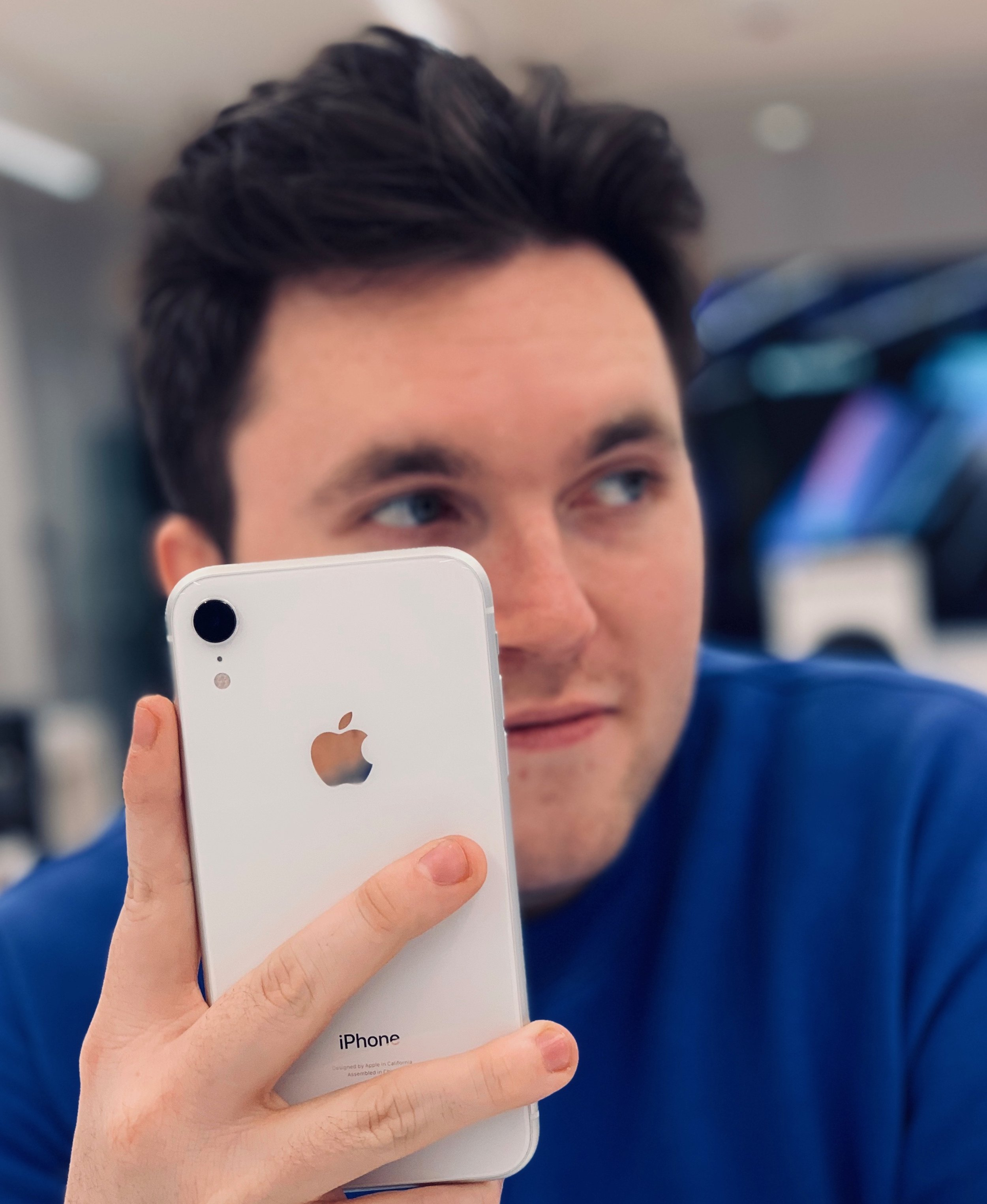 - After five years experience at bournemouth's Apple premium reseller, Here I am starting my own personal venture. I am an Apple certified iOS and mac technician and Apple award winning iphone photographer.I look forward to helping you get the most out of all your Apple devices, solve problems and share my knowledge with you.