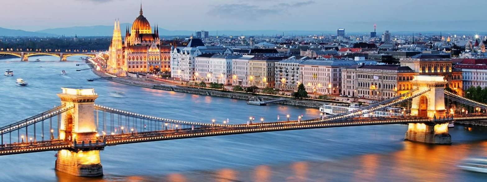 Develop your personal skills in Budapest -