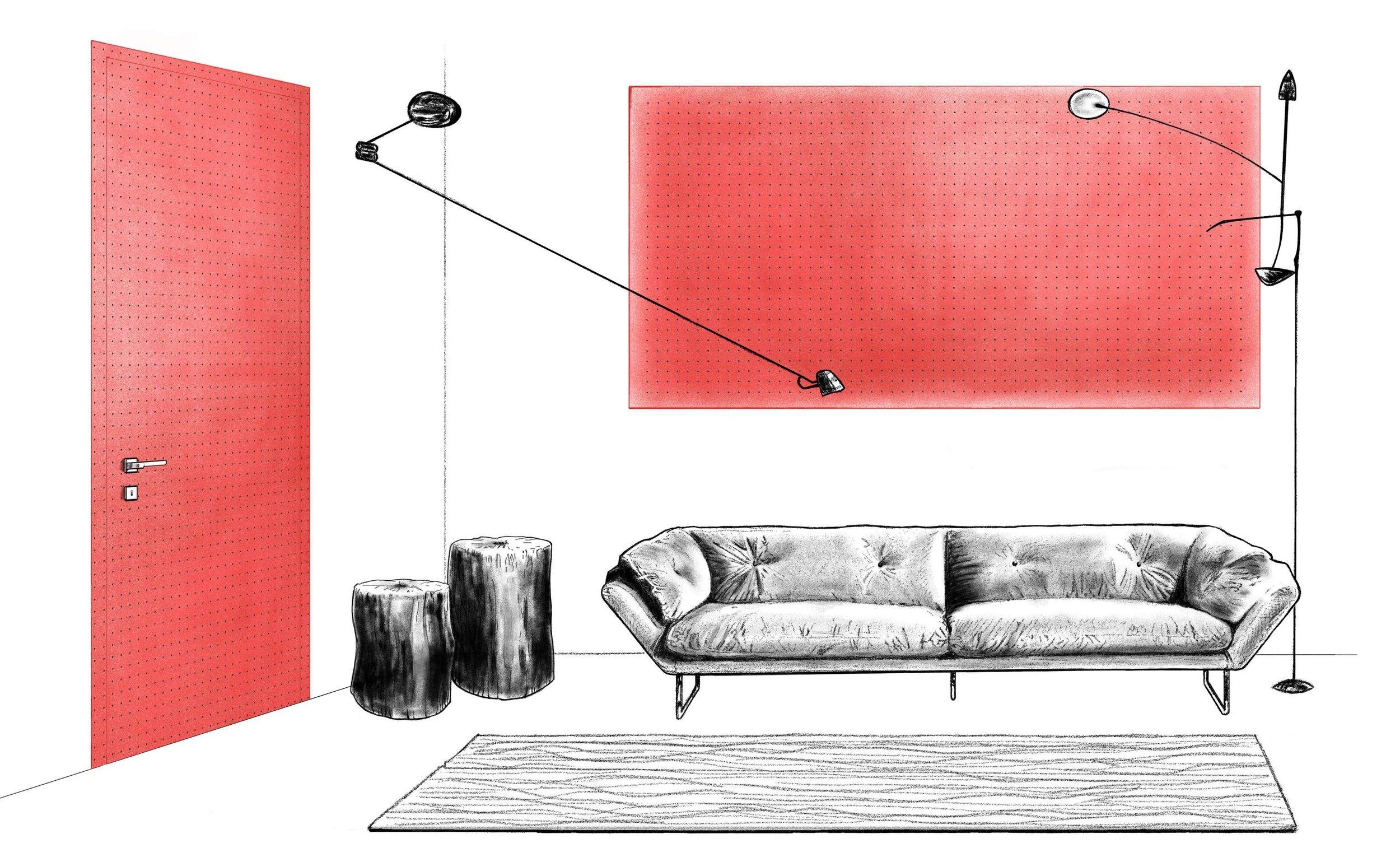 Combinare due dimensioni: l'acustica e l'estetica