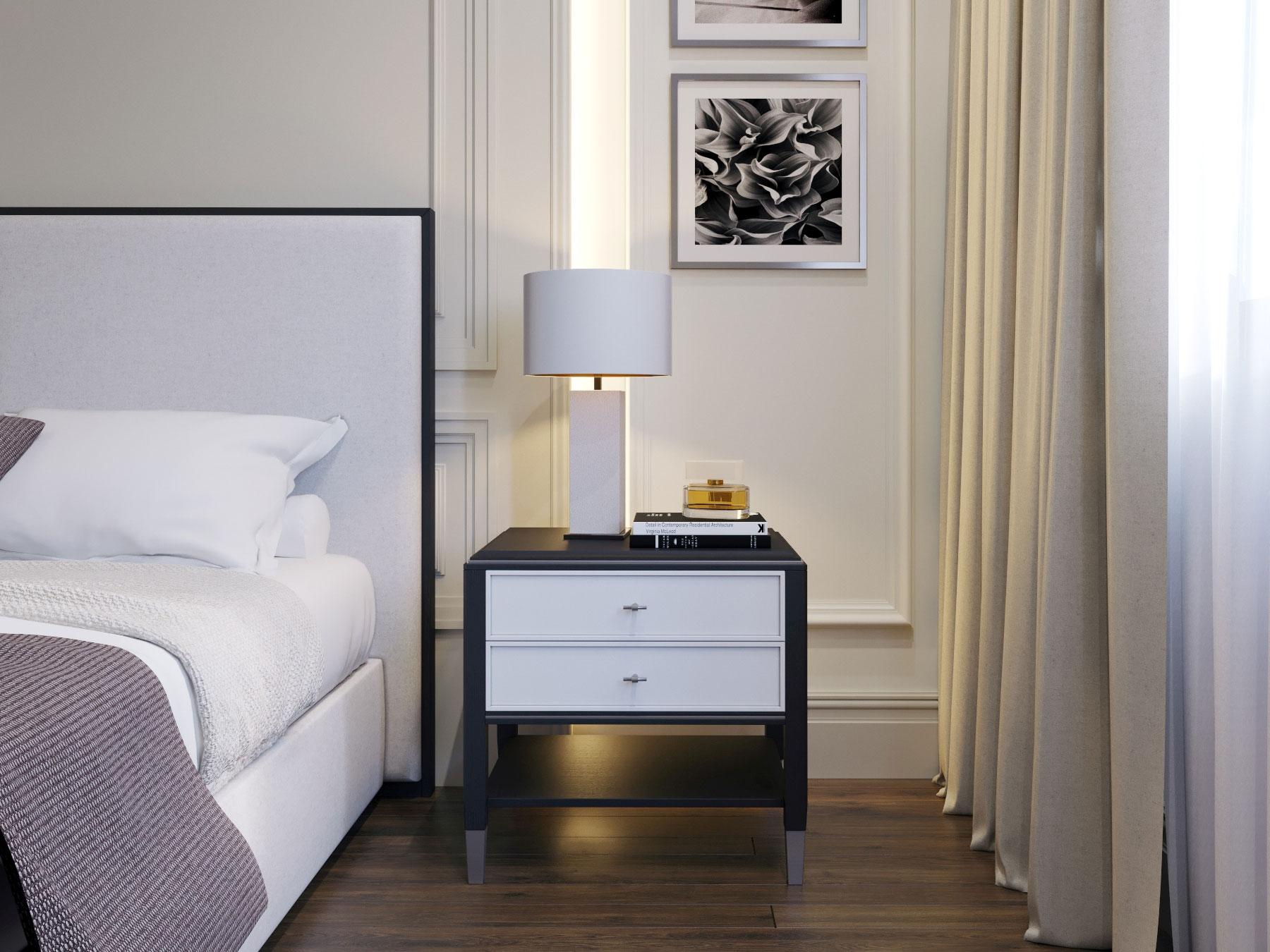 Una casa elegante necessita di mobili di stile