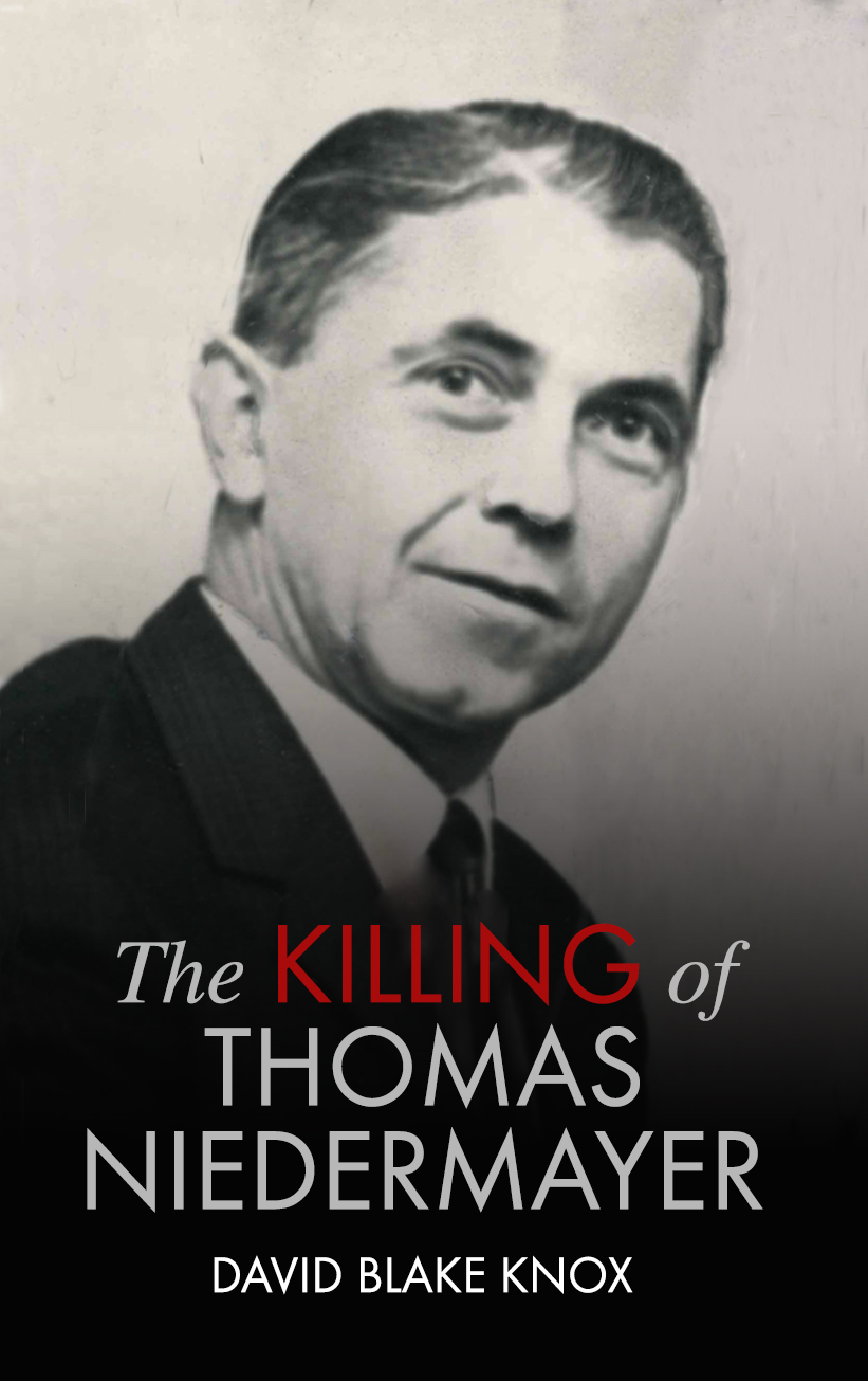 The Killing of Thomas Niedermayer front cover.jpg
