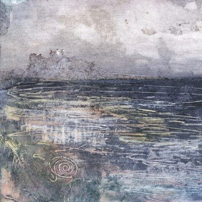PAINTING MEETS PRINTMAKING - DATE: 27th & 28th April 2019LOCATION: Hexham, NorthumberlandDo you want to explore a painterly approach to collagraph printmaking to create beautifully, fluid flowing prints? This workshop explores a more painterly approach to collagraph printmaking through the use of PVA, paint and carborundum. Day one will focus on plate making, working on a large scale initially, you will be 'painting' 'fluid' mark making with wet materials - PVA, paint and carborundum.