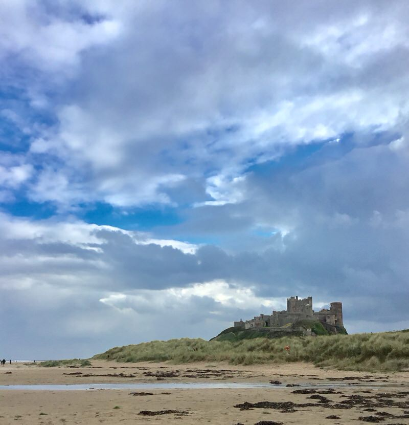 Explore the coastline and castles of Northumberland