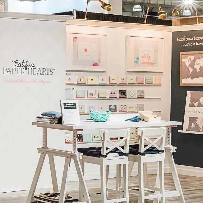 exhibiting at tradeshows -