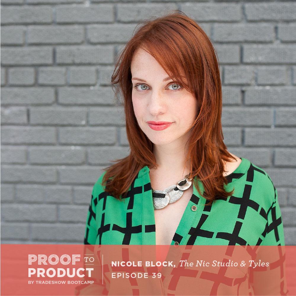 Nicole Block, the Nic Studio