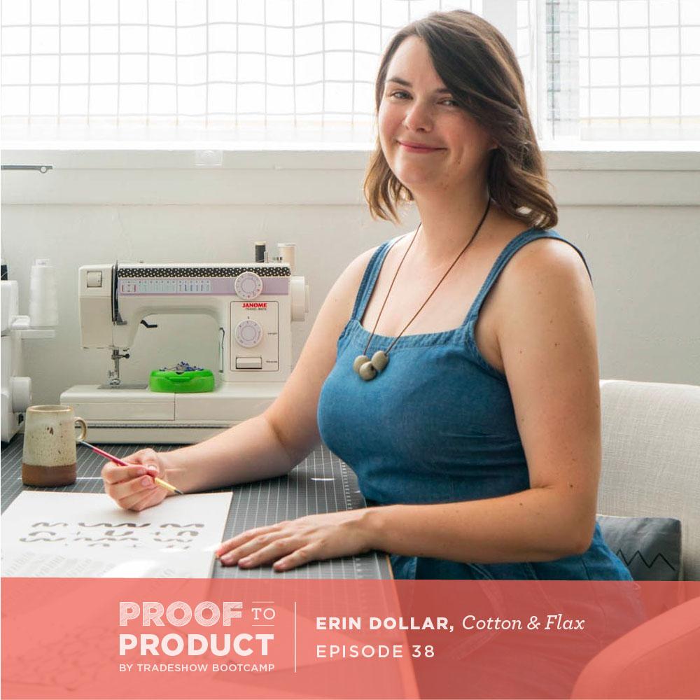 Erin Dollar, Cotton & Flax