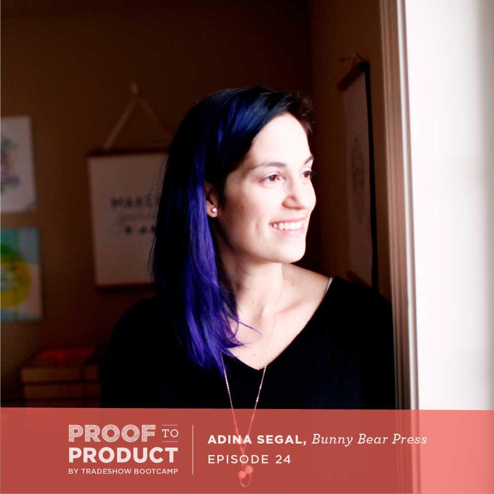 Adina Segal, Bunny Bear Press
