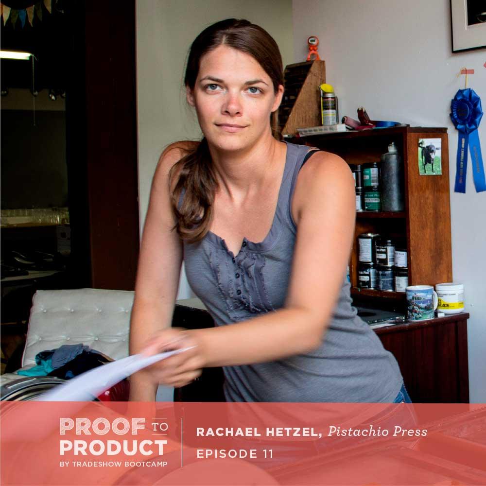 Rachael Hetzel, Pistachio Press