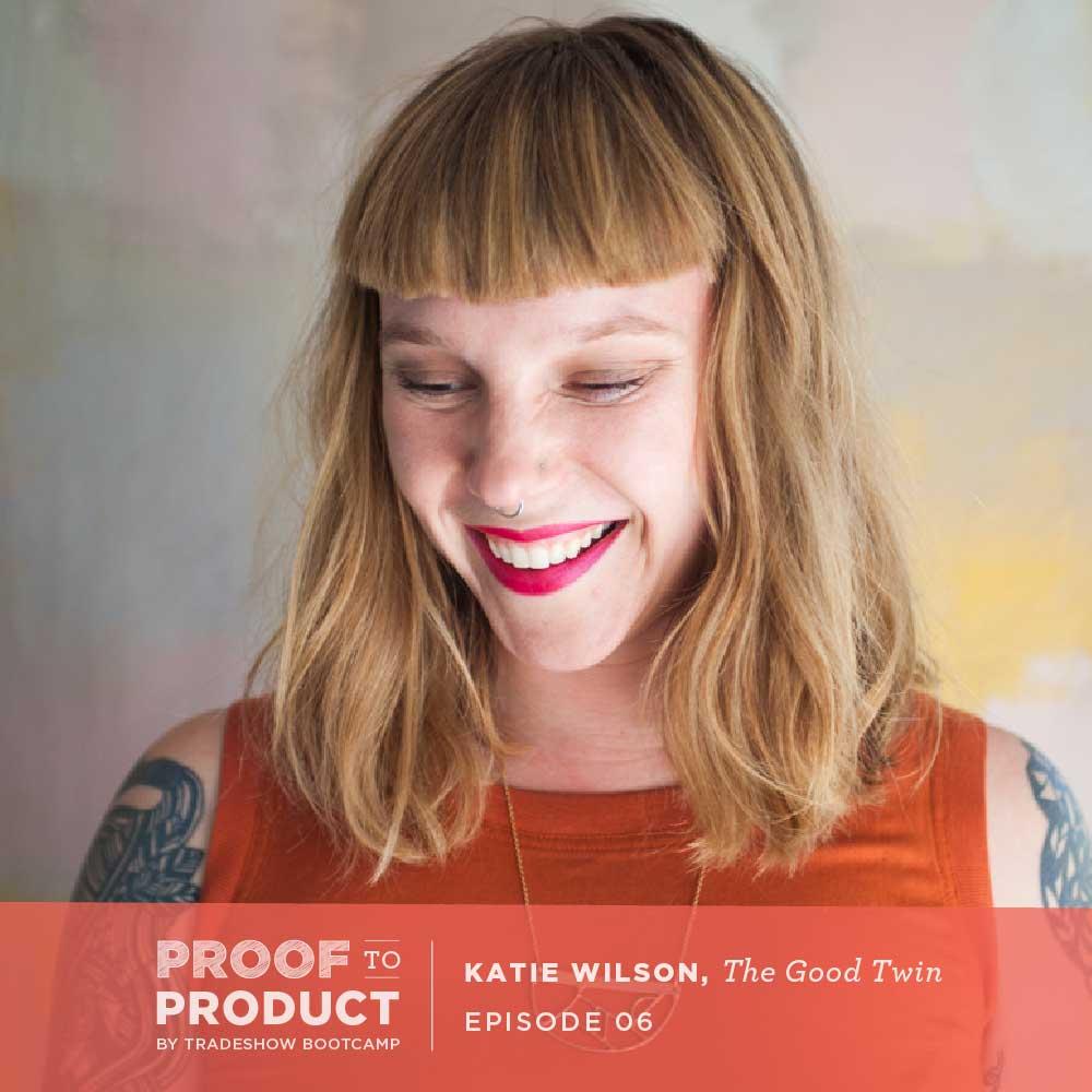 Katie Wilson, The Good Twin