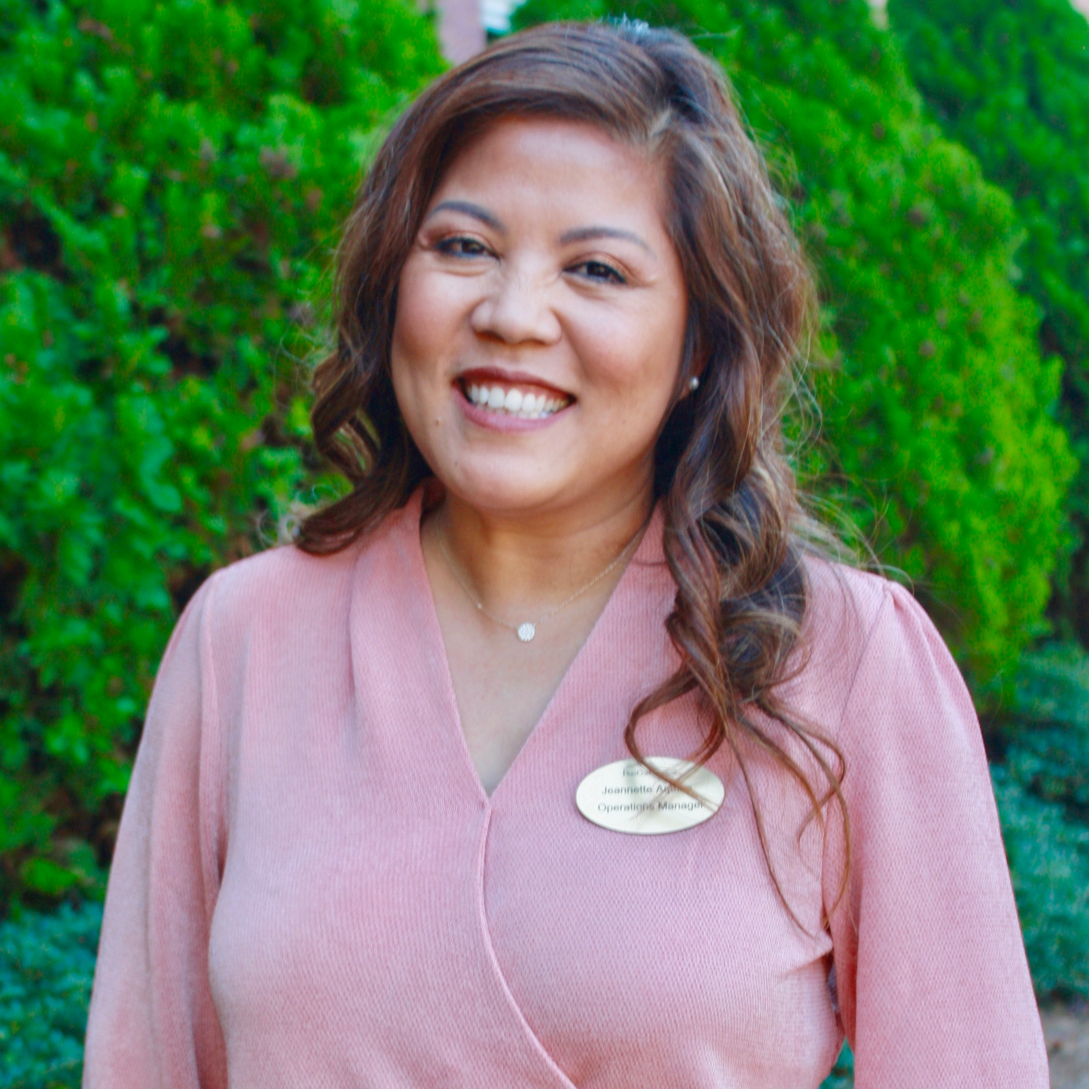 Jeanette Arquino - Operations Manager