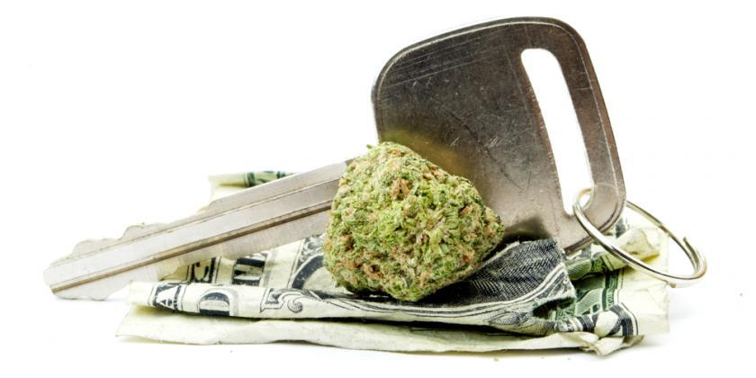 Cannabis og bilkjøring