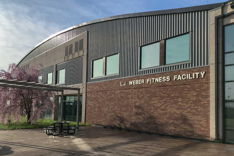 Weber Fitness Facility