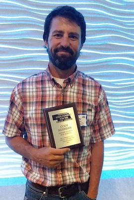 Recipient of the Nebraska 2019 Social Studies Teacher of the Year for the 3rd Congressional District - I'm happy to announce I was selected as the 3rd Congressional District Outstanding Teacher by the Nebraska State Council for the Social Studies in 2019. I earned this award for my approach to teaching history that endeavors to bring this fantastic subject off the page.