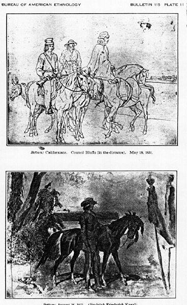 Image via wikicommons: https://commons.wikimedia.org/wiki/File:The_Kurz_Sketchbook_Plate_11.jpg