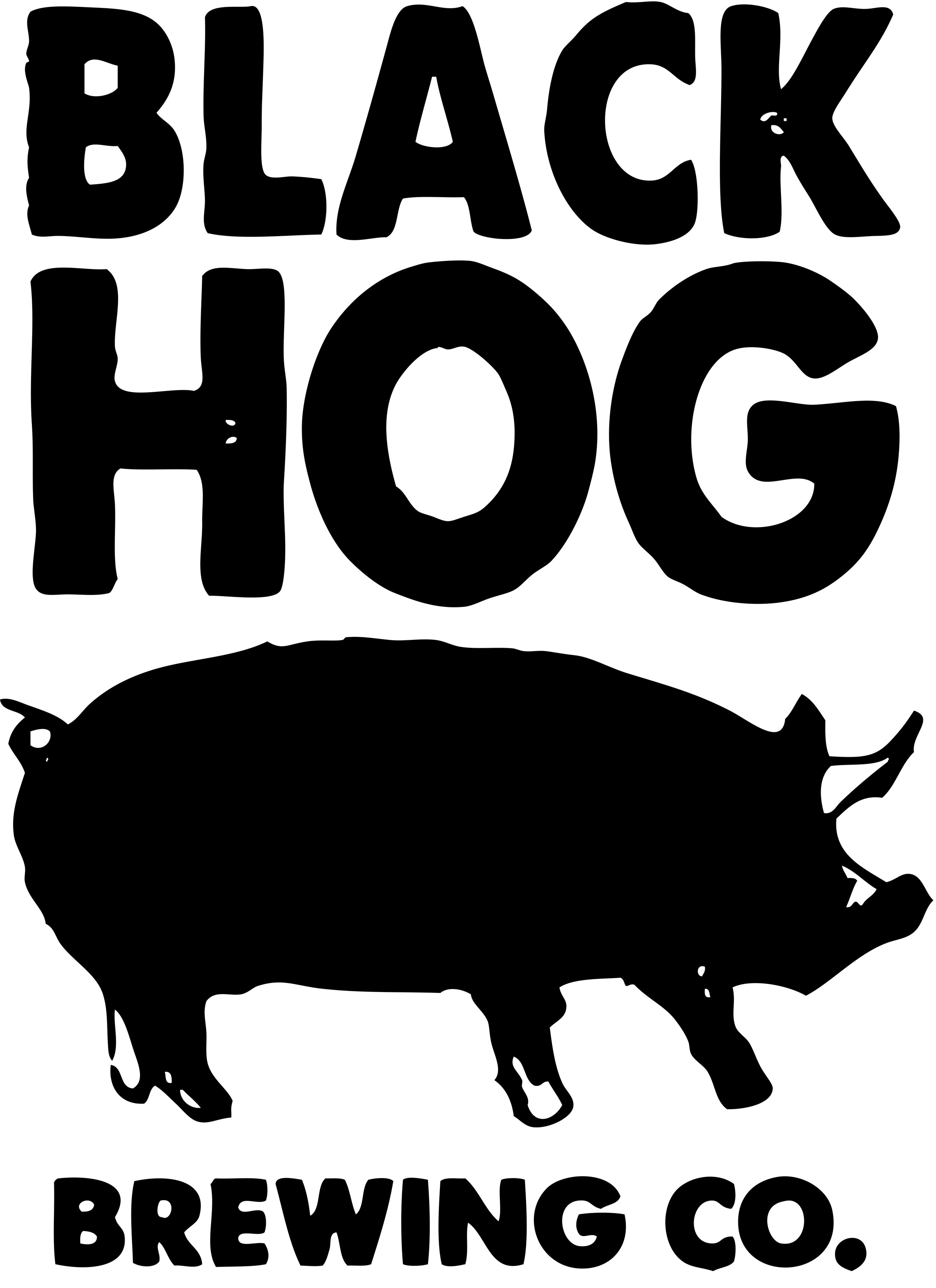 Black Hog Brewing