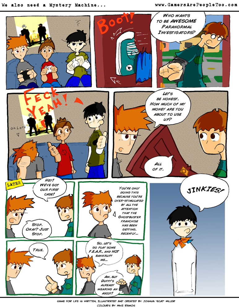 14 - Gamers Are People Too - We Also Need A Mystery Machine.jpg
