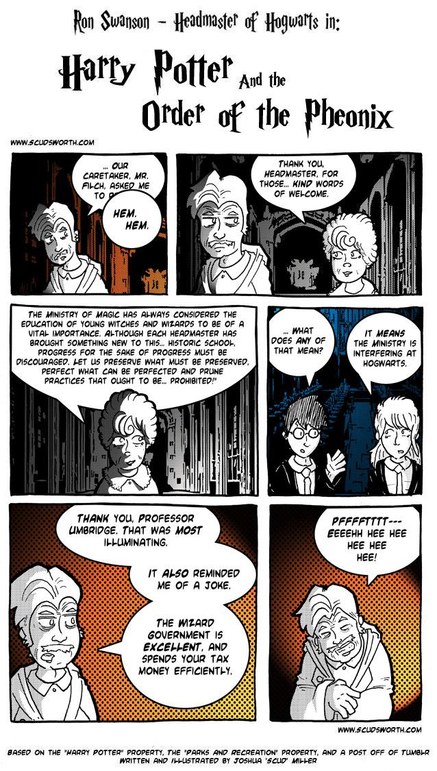 Ron Swanson - Hogwarts Headmaster - 9.jpg