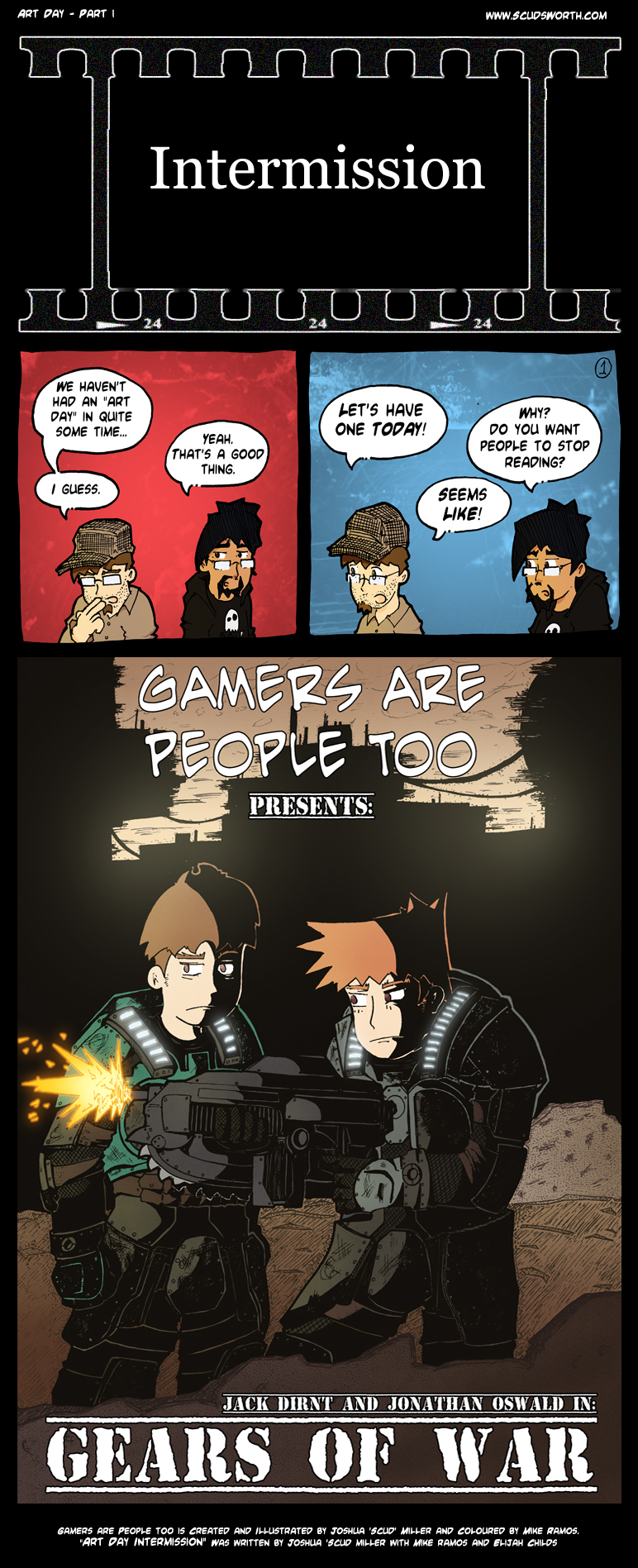 88 - Gamers Are People Too - Art Day Intermission 1.jpg