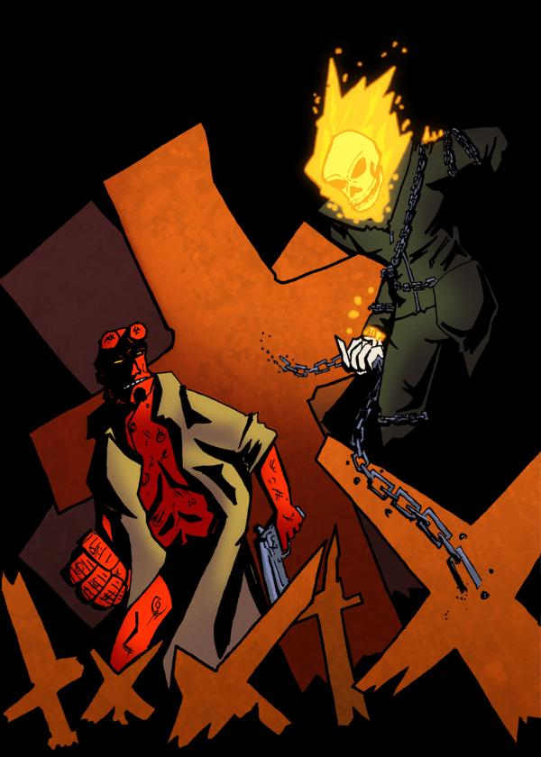 10 - Hellboy vs Ghostrider colour.jpg
