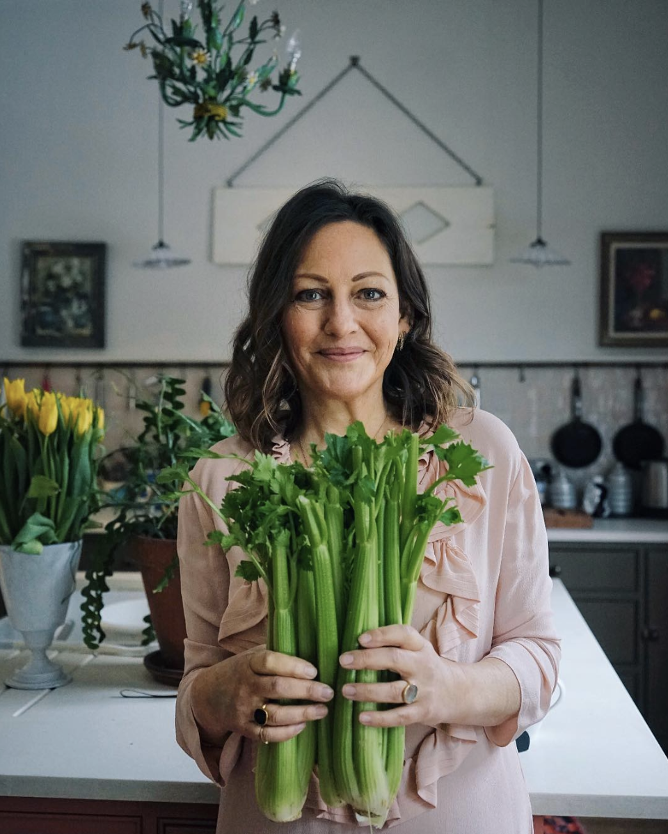 My Experiment with Celery — Emma Cannon - Fertility Clinic