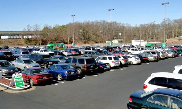 Off-Site Parking Facilities - Offering all the benefits at a cheaper price.
