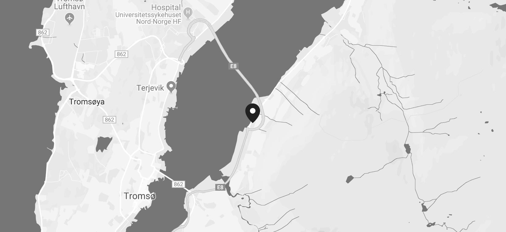 Google kart Tannlegeklinikk1