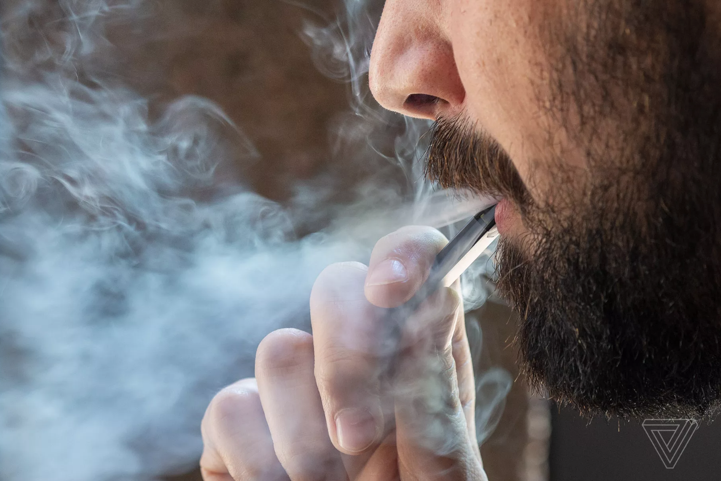 Vape flavors can make nasty new chemicals in your e-liquid - https://www.theverge.com/2018/10/18/17996706/vape-juice-flavoring-electronic-cigarettes-chemicals-ingredients-irritating-e-liquid
