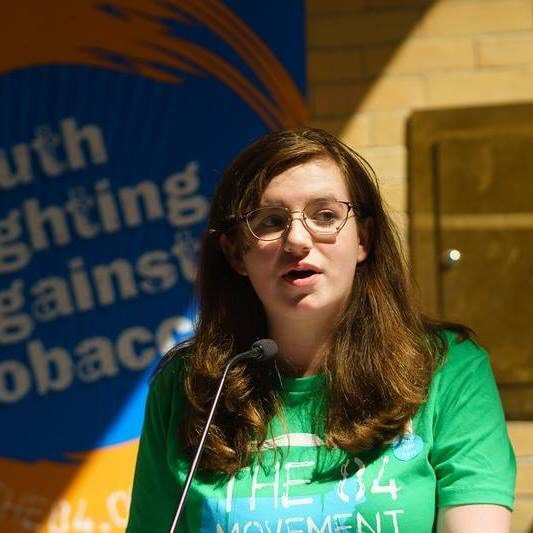 Spotlight Blogger - Since July 26, 2019Sarah RyanBoston CollegeMassachusettsIntends to study political science and journalism with a minor in public health. Go to Trojan Horse Blog tab for her biohttps://www.vaping-attentiontoprevention.org/blog
