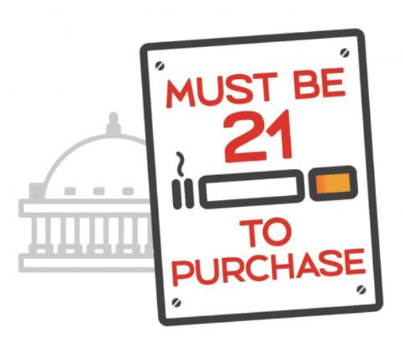 Tobacco 21 Georgia & Ban Flavors in Georgia - Ban Flavors because flavors hook kidsIncrease legal age to purchase all tobacco products and e-cigarettes to 21 and get these products out of high schools