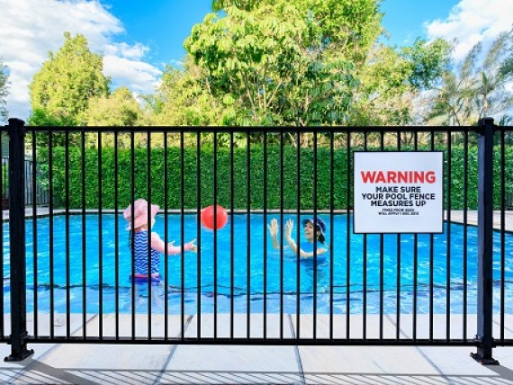 Pool Fence inspection