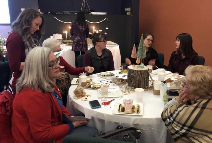Ladies Brunch - May 11, 2019   10:00 AM   Christ Community Church
