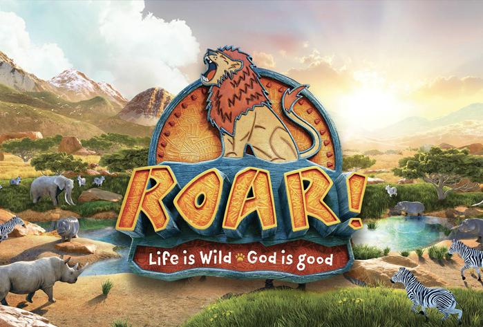 VBS - June 10-14, 2019 | Christ Community ChurchLife is Wild – God is good!