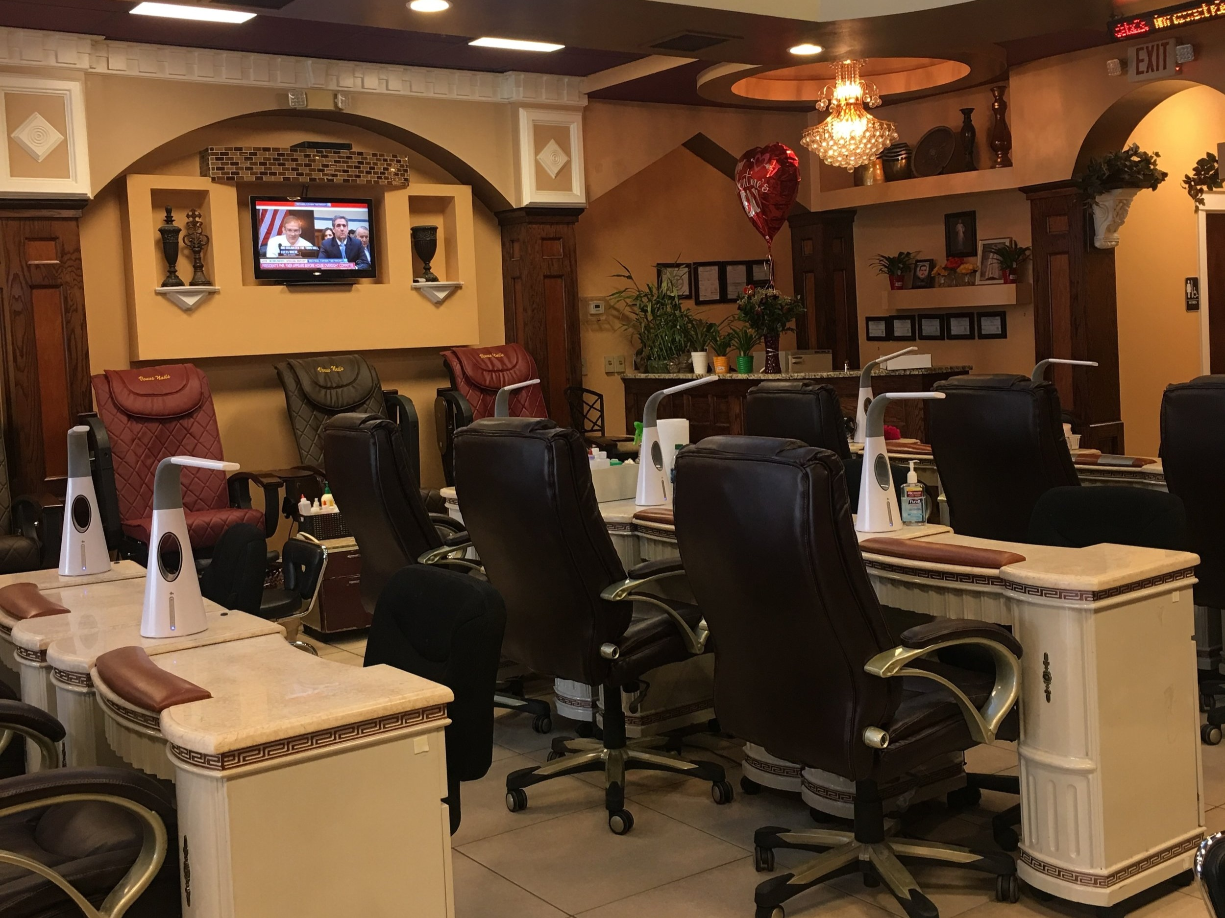 MAnicures & Pedicures - Stop in to get a manicure or pedicure with us! Our prices range from $15-$50 to best fit everyone's needs when it comes to hands and feet.
