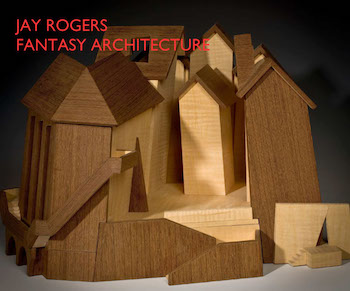 FANTASY ARCHITECTURE - Jay Rogers - 2015, Blurb Publishing