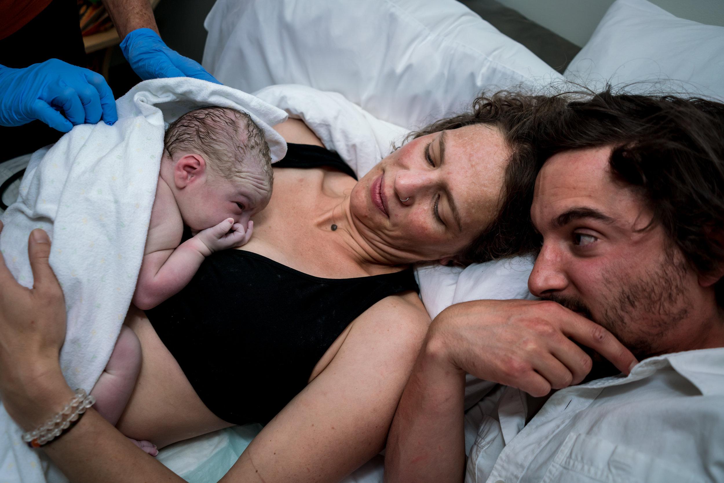 Family Birth Center Skin Newborn