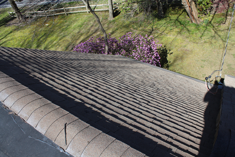 3. COMPLETE - Regular cleaning will extend the life of your roof for years to come.