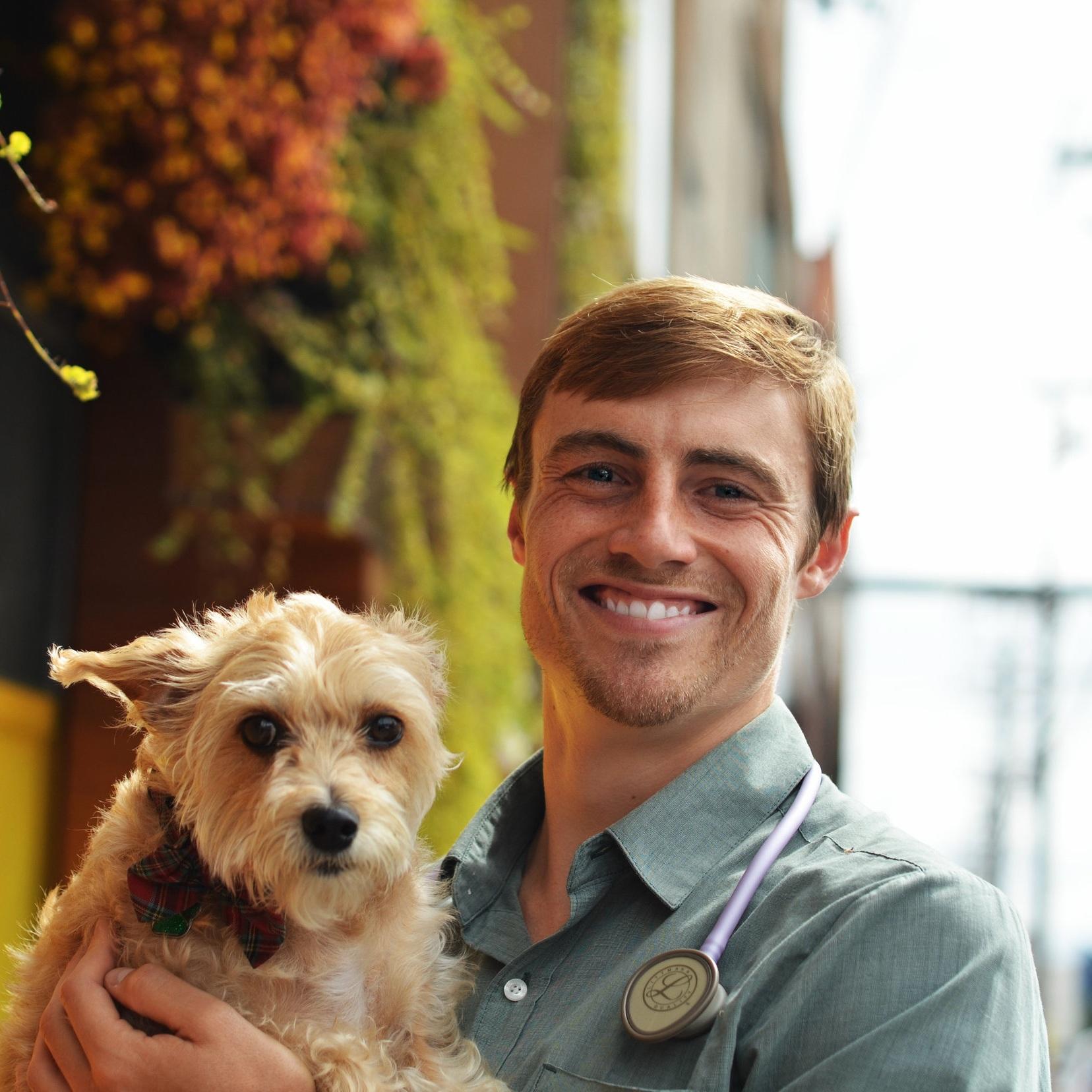 Robert Trimble, DVM - Director, Veterinary Entrepreneurship AcademyCo-founder, Fuzzy Pet Health