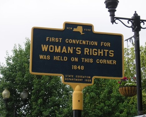 Women's Rights National Historical Park - Located in Seneca Falls, NY, the Women's Rights National Historical Park takes you through the story of the first Women's Rights Convention held on July 19-20, 1848. The efforts of women's rights leaders in the 19th century remind us how important it is today that all people be accepted as equals.