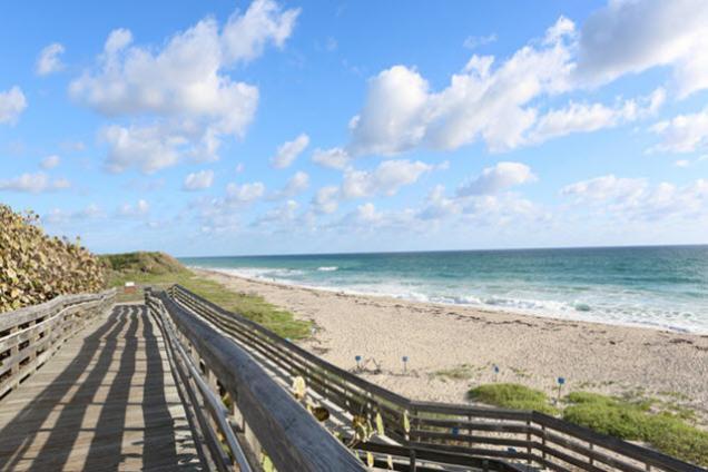 John D MacArthur Beach State Park