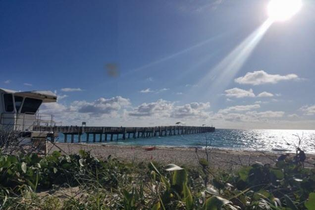 Lake Worth Municipal Beach