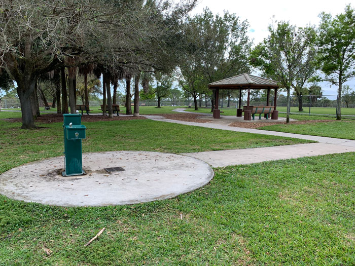 Pooch Pines at Okeeheelee Park West Palm Beach