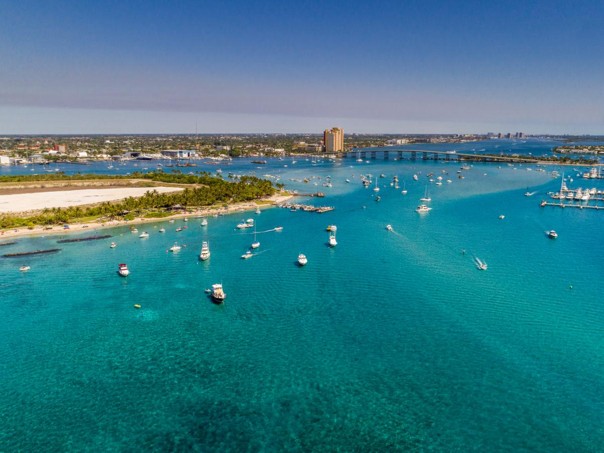 Peanut Island West Palm Beach