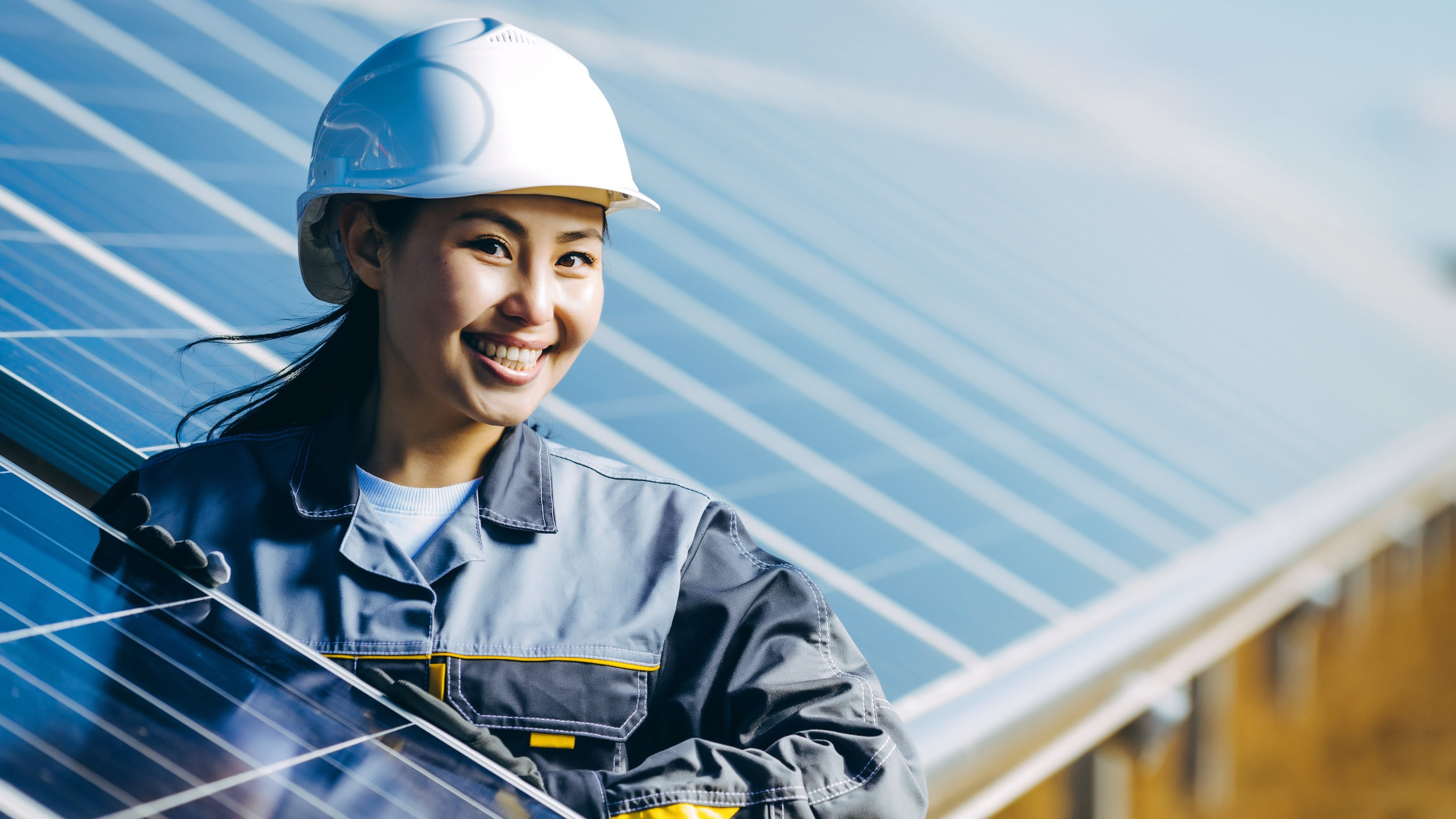 Solar Energy Technician -