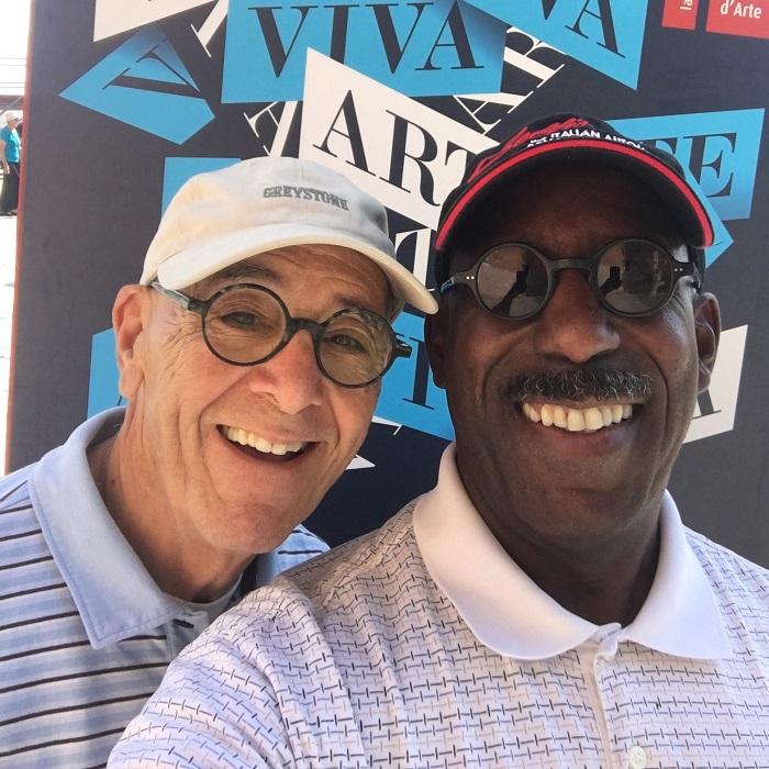 Frank Garofolo & Donald W. Osborne
