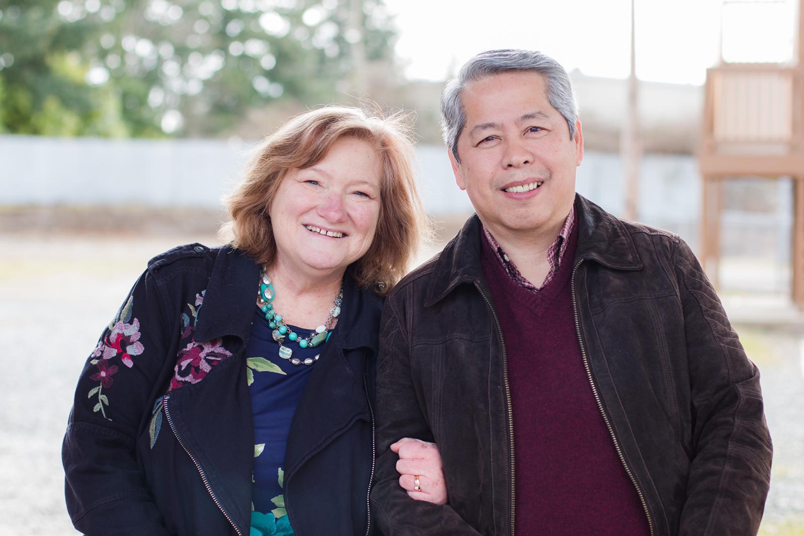 Pastors Daniel & Connie OnG - SENIOR PASTORS