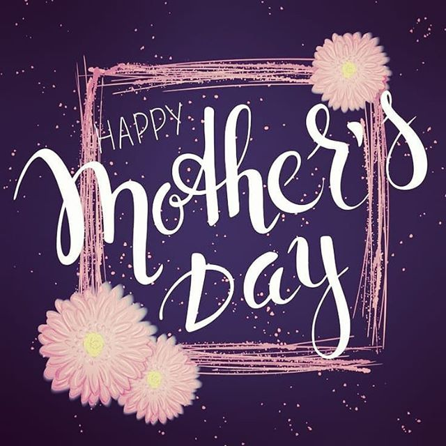 Happy Mother's Day to all of the mothers, grandmothers, mom's to be, and fur-babies mommas out there! I hope you have a beautiful & blessed day! #mothersday #momsday #happyday #thankyou