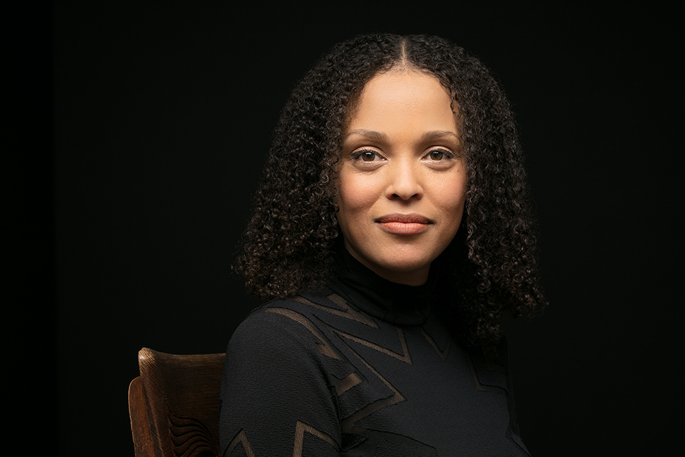 """Jesmyn Ward, author of """"Sing, Unburied, Sing,"""" and two-time winner of the National Book Award."""