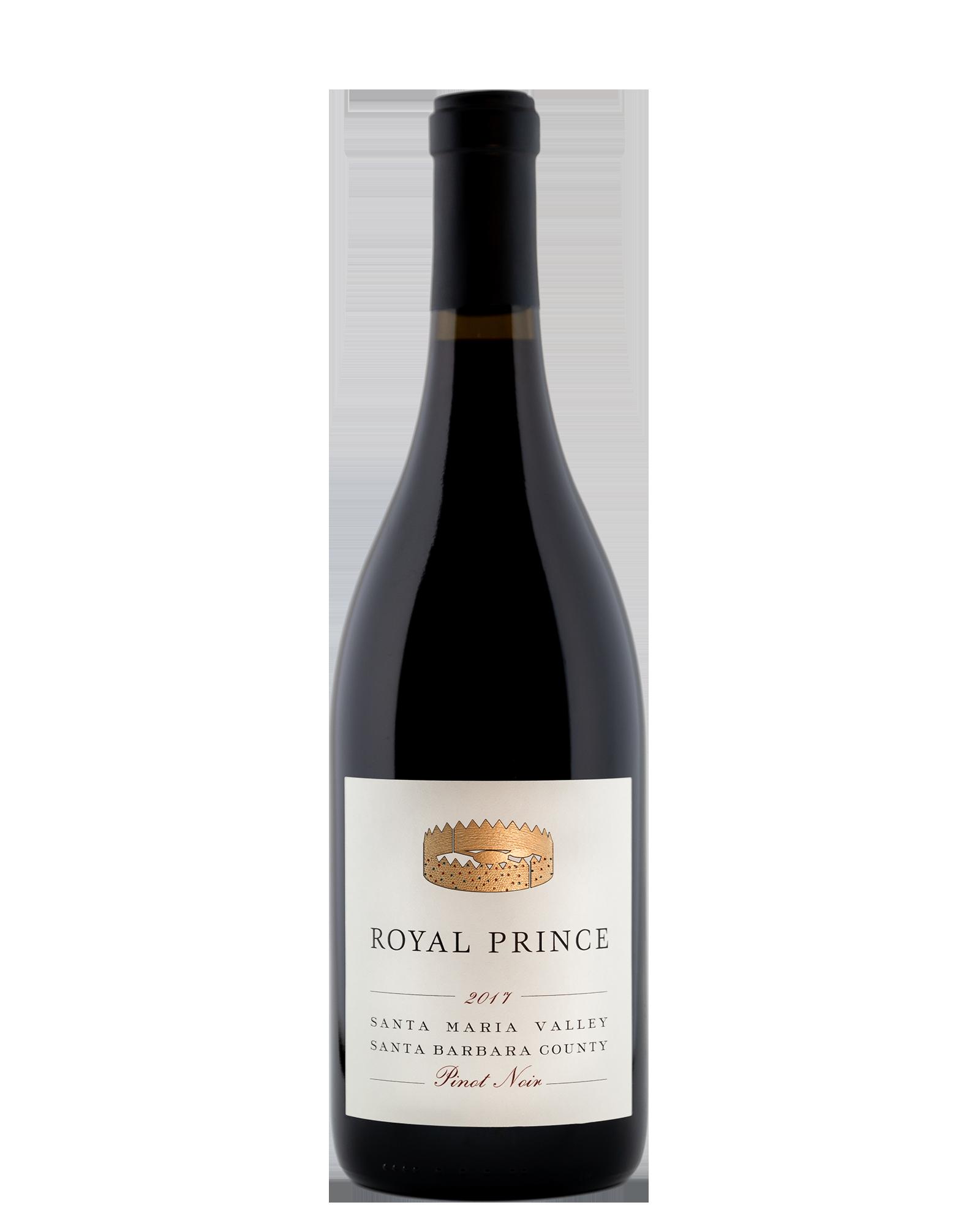 Royal Prince Pinot Noir - Bottle Shot - Web Size.png